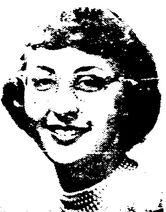 Carol Bruch in 1958
