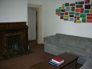 Waukegan 438 interior wisdom wall smoking lounge