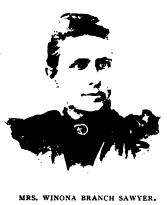 Winona sawyer 1893
