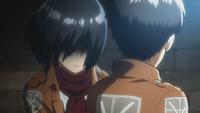 Mikasa Makes Eren Promise