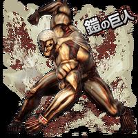 Armored titan aot game