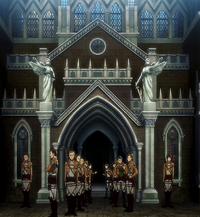 The military court