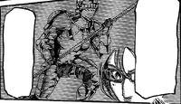 Hange armor