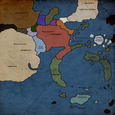 Gaiden Map Update