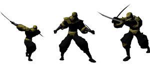 Zeed Ninjas