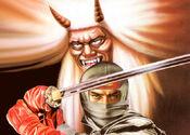 The revenge of shinobi cover art by digitalwideresource-d6hsb3h-616x440
