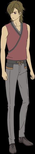 Satoru Asahina | Shin Sekai Yori Wiki | Fandom powered by ...