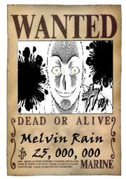 Melvin bounty
