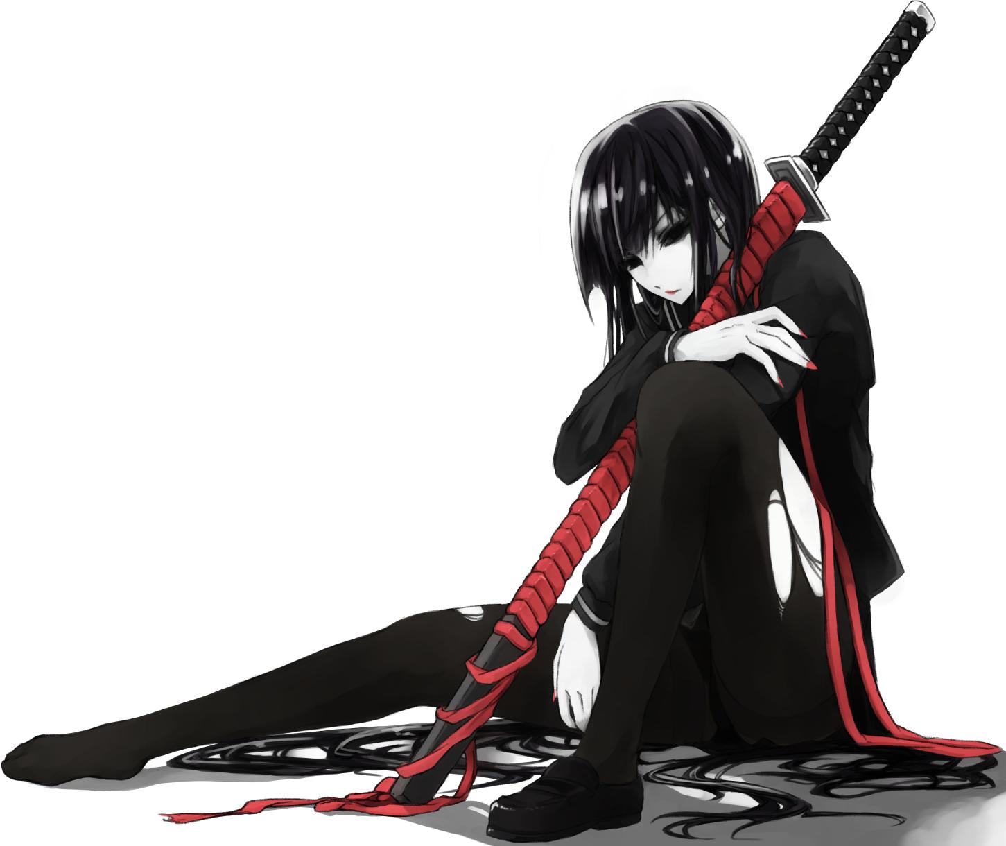 KATANA Japanese Sword shirasaya koshirae