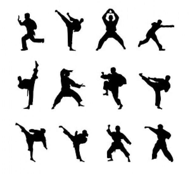 free karate games