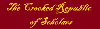 Crooked Republic of Scholars Logo