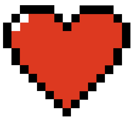 Image - Pixel Heart Icon.png