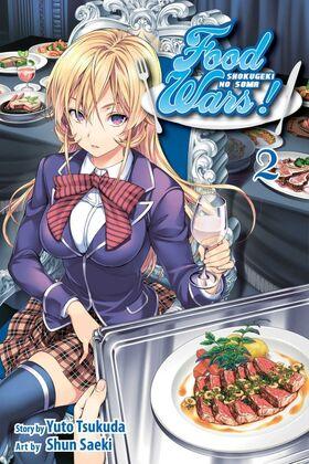 Food Wars Volume 2