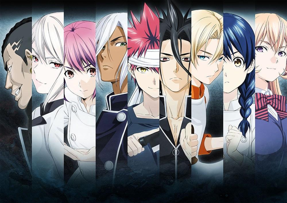 Image result for Shokugeki no soma