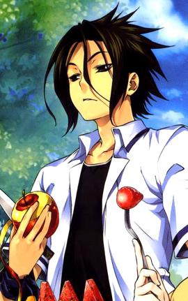 Ryo Kurokiba profile