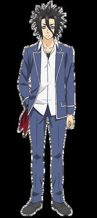 Ryo Kurokiba full appearance