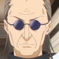 Kyūsaku mugshot (anime)