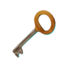 Key chest wood