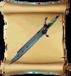 Swords Vorpal Sword Blueprint
