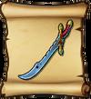 Swords Scimitar Blueprint