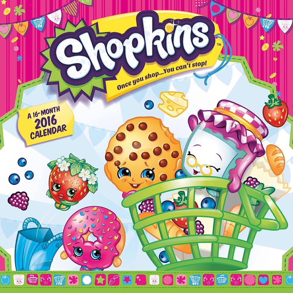 Shopkins calendar shopkins wiki fandom powered by wikia - Shopkins pics ...