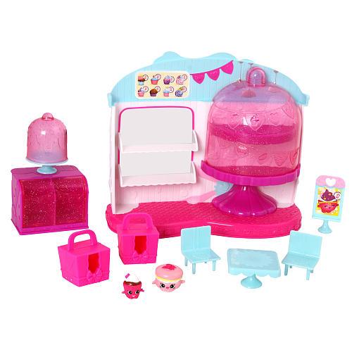 shopkins cupcake queen cafe walmart