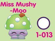 Miss Mushy-Moo Collectors Poster Variant