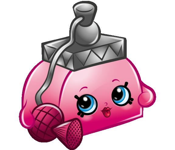 Pretty puff shopkins wiki fandom powered by wikia - Shopkins pics ...