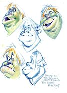 Shrek Art