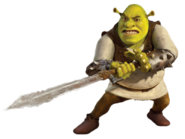 Shrek Sword