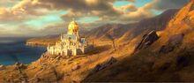 Rumpel's castle