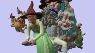 Bloppers - Shrek the Third - Tomas Falsas