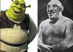 Shrek in Real Life!