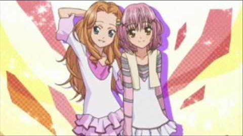Shugo chara Secret Princess DUET Amu&Yua