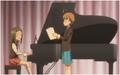Marimo helping Seiichiro