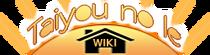 TaiyouNoIe-Wiki-wordmark