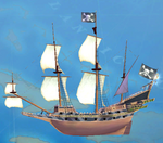 2004 Ship MerchantGalleon