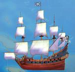 2004 Ship CombatGalleon