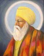 Guru Nanak Aura