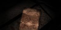 Joseph's Letter