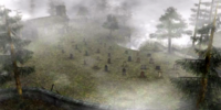 Toluca Graveyard