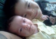 Nesto and Kaeli