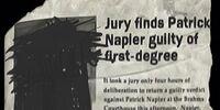 Patrick Napier Article