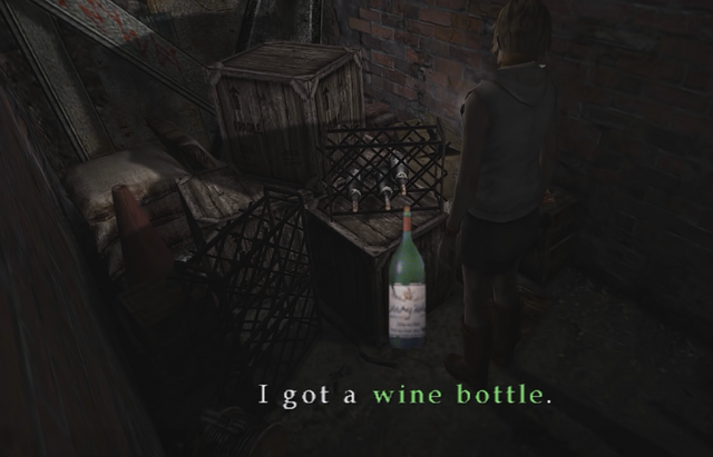 File:Heather picks up wine bottle.PNG