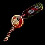 Devils pitstop motel key