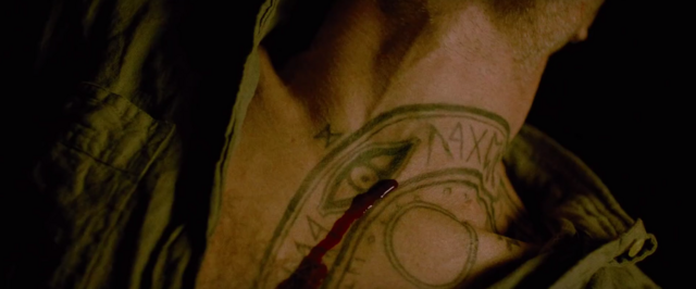 File:Silent Hill Revelation Halo of the Sun on a cultist.png