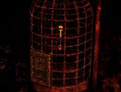 Bird Cage Key2