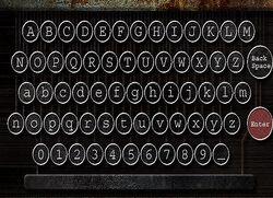 SH3 Typewriter