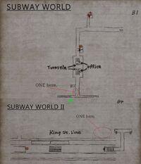 Subway World G.W.