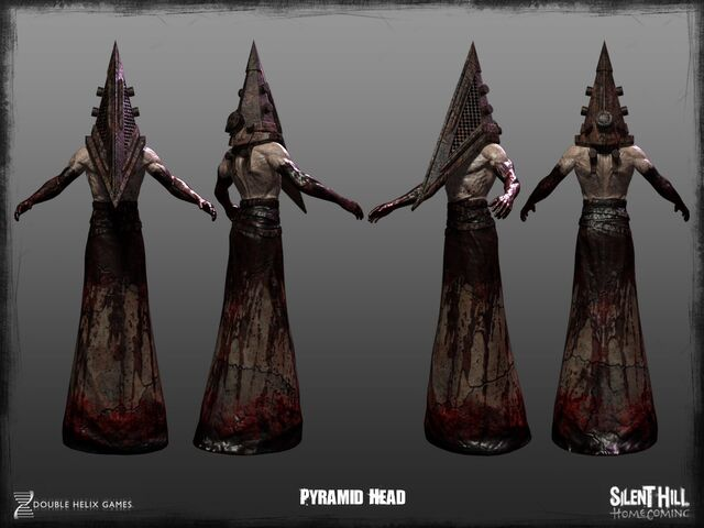 File:Pyramid Head Model.jpg